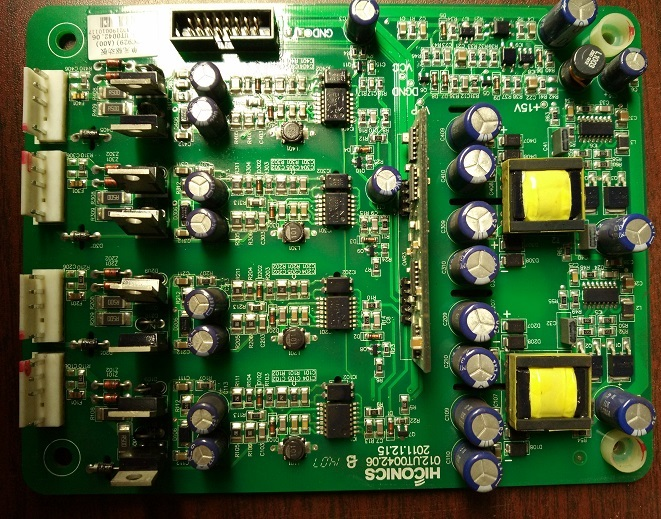 dp8600a高压板电路